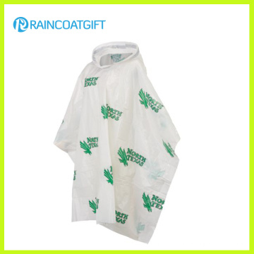 Emergency White PE Rain Wear Rpe-143