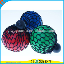 Hot Selling Novelty Design TPR Squish Mesh Ball