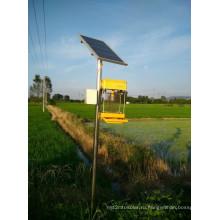 Высокоэффективная солнечная инсектицидная лампа
