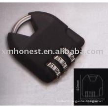 luggage combination pad lock