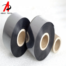 Premium wax ribbon AT808 WAX/RESIN TTO near edge printer ribbon suitable for plastic bag coding machine