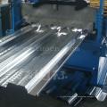 Aluminum Metal Sheet Floor Decking Roll Forming Machine