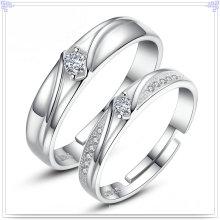Joyería de la manera del anillo de los pares 925 joyería de la plata esterlina (CR0094)