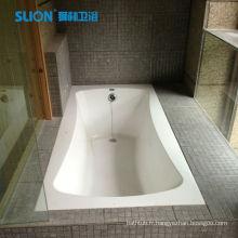 Robinet acrylique peu coûteux en baignoire