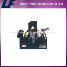 Regulador de velocidad del elevador mecanismo / elevador regulador de sobrevelocidad
