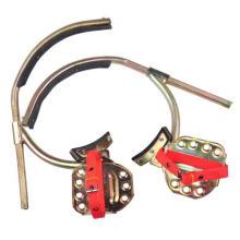 A3227 climbing tree foot binding big crutch tree foot buckle picking iron shoes Tree Grips climber vertical tool