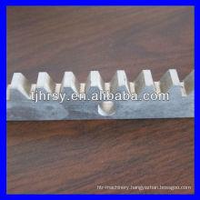 Stainless steel 316 304 spur gear racks