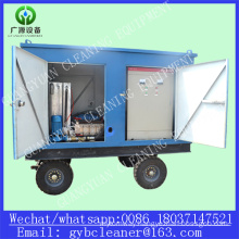 Boiler Tube Cleaning Water Jet Cleaner