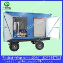 Líquido de limpeza sistema Industrial tubulação de alta pressão sistema de limpeza