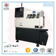 Mitsubishi By20c 10000 Rpm / Min de alta velocidad, alta precisión y fácil operación CNC Torno