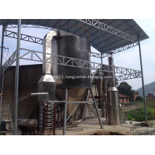 certificate spin flash dryer for precipitated barium sulfate