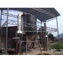 secador instantâneo da rotação do certificado para o sulfato de bário precipitado