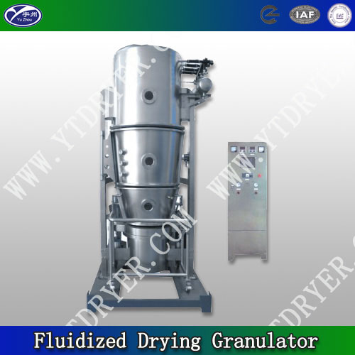Fluidized Drying Granulator for lead metaborate