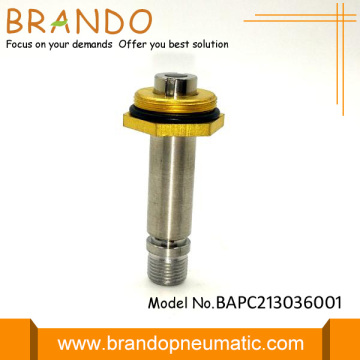 Pneumatic Valve bagian Male Thread Mixed Material Solenoid Stem