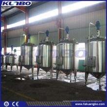 Mélangeur d'équipement de mélangeur de médecine et de nourriture d'acier inoxydable de KUNBO
