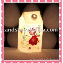 Painting Ceramic Decorative Light