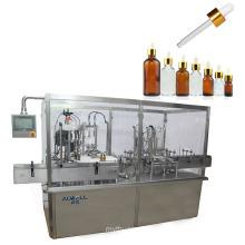 ALWELL10ml 30ml propolis tincture CBD oil filling machine for glass dropper bottle