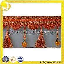 Curtain Trimming Mix Acrylic Beads Tassel Fringe Hangzhou New Decoration