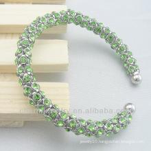 Wholesale Cheap Handmade Rhinestone bracelet for girls