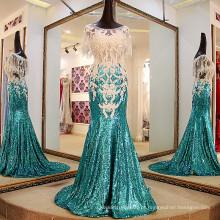 LS54700 xale 2017 brilhantemente sexy trabalhou vestido de noiva oriental de tul em china