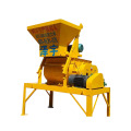 construction equipment  large concrete mixing machine