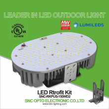 UL cUL 150W Commercial Lighting LED Retrofit Kits for Paking Lot Light