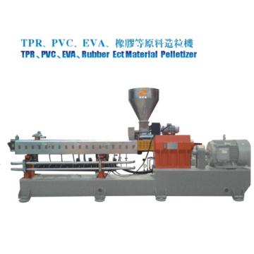 Partikel EVA. PVC Schuhe Material Making Machine