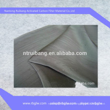 supply cloth type Activated Carbon Fiber fabric BET100-1500g/m2 for medical use