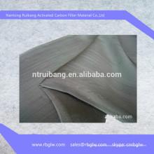 Тип ткани поставка активированного углеродного волокна ткани BET100-1500г/м2 для медицинского применения