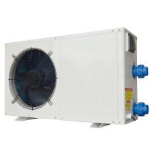 Bomba de calor LCD para piscina de aire a agua