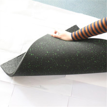 Olahraga EPDM Gym Rubber Flooring