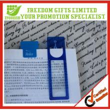 Régua de lupa impressa logotipo Eco-friendly da qualidade superior material