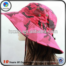 cotton canvas bucket hats for woman