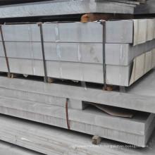 Plaque d'alliage d'aluminium à paroi moyenne
