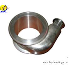 Pièces détachées OEM personnalisées en acier inoxydable