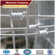 Buckle Type Metal Fences for Grassland Fence