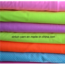 Tela popular Lycra Stock Lot Tela Lycra Thread Fabric