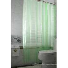 3D EVA Shower Curtain in Washing Machine
