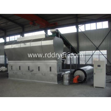 Horizontal Fluid Bed Drying Machine