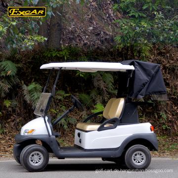 Excar Minigolfwagen mit Golftasche