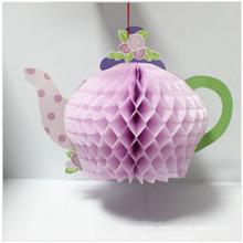 Arts Supplier Party Decoration Kraft Paper Honeycomb
