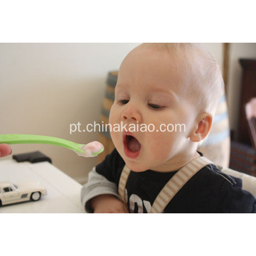 Infant Baby Toddler BPA Free Silicone Spoon