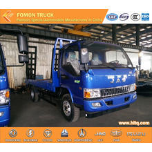 JAC Euro4 3815mm 6tons harvester transport truck