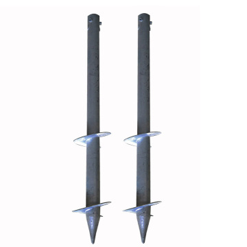 Helix Ground Screw Piles