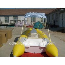 Barco inflável de 3,9 M de costela