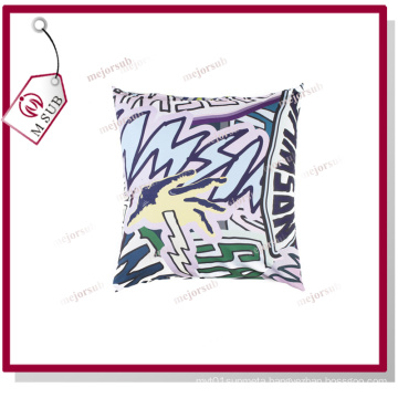 42cm Square Sublimation Blank Pillow Cover with Custom Photo Print
