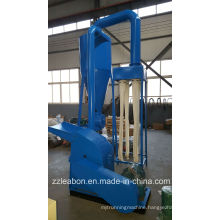 Rice Husk/Wood Sawdust Grinding with Cyclone Hammer Mill Machine