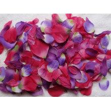 Wanddekoration Wisteria Künstliche Blütenblätter Blütenblätter