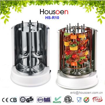 Máquina de parrilla vertical de kebab para uso doméstico