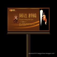 Exterior Advertising Board Aluminum Composite Panel ACP